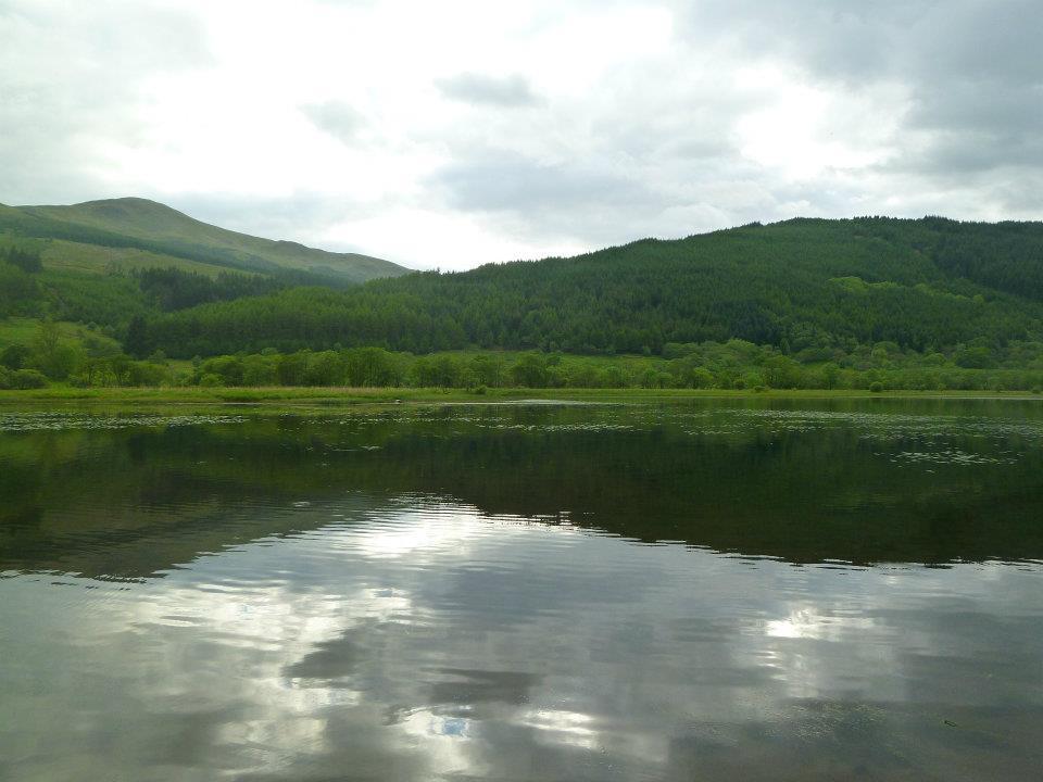 Loch scozzese
