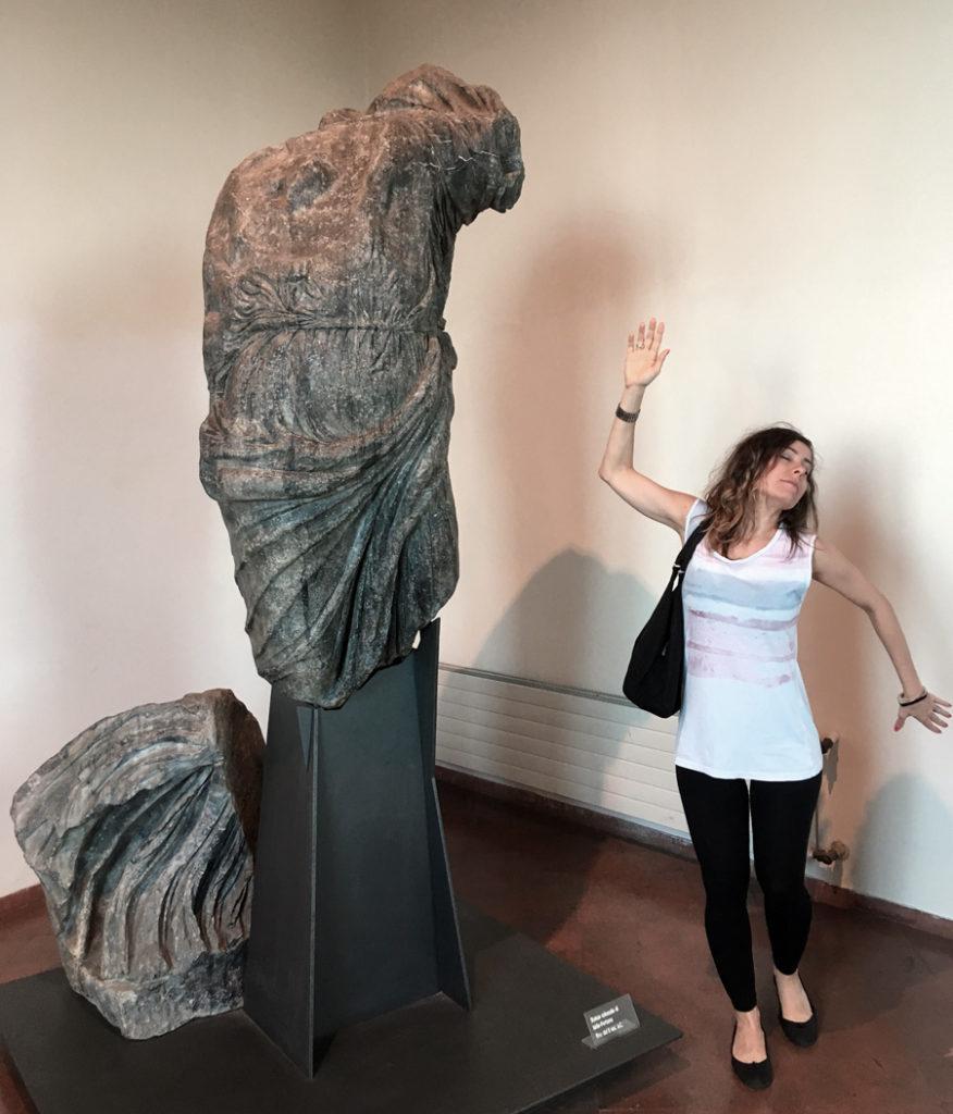 Statue romane