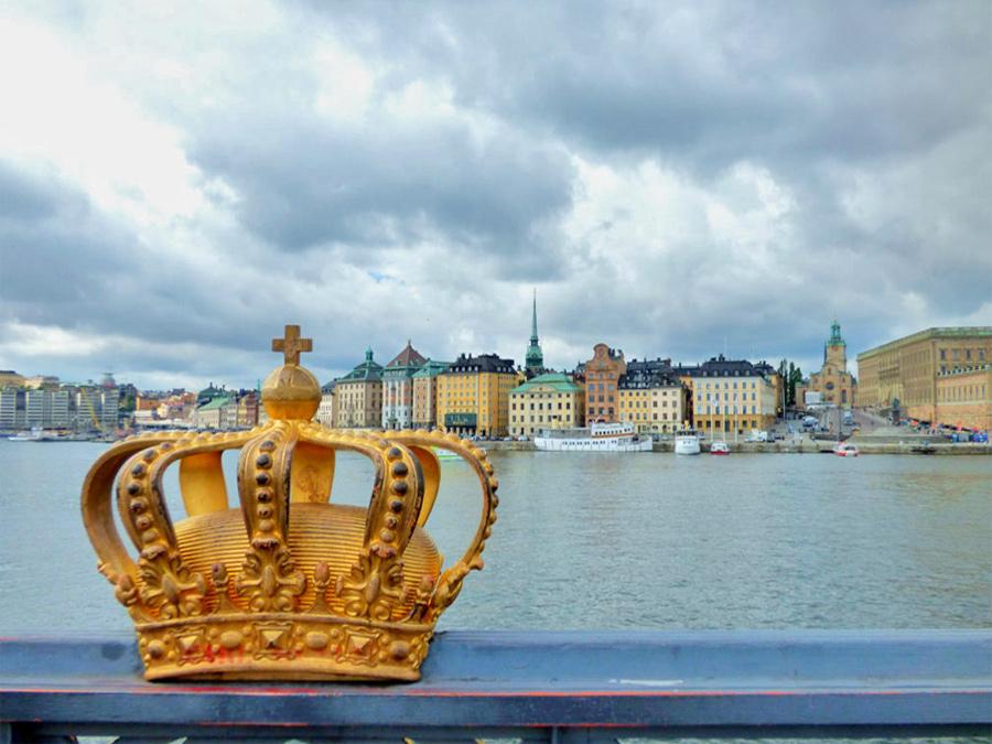 Skeppsholmen Stoccolma