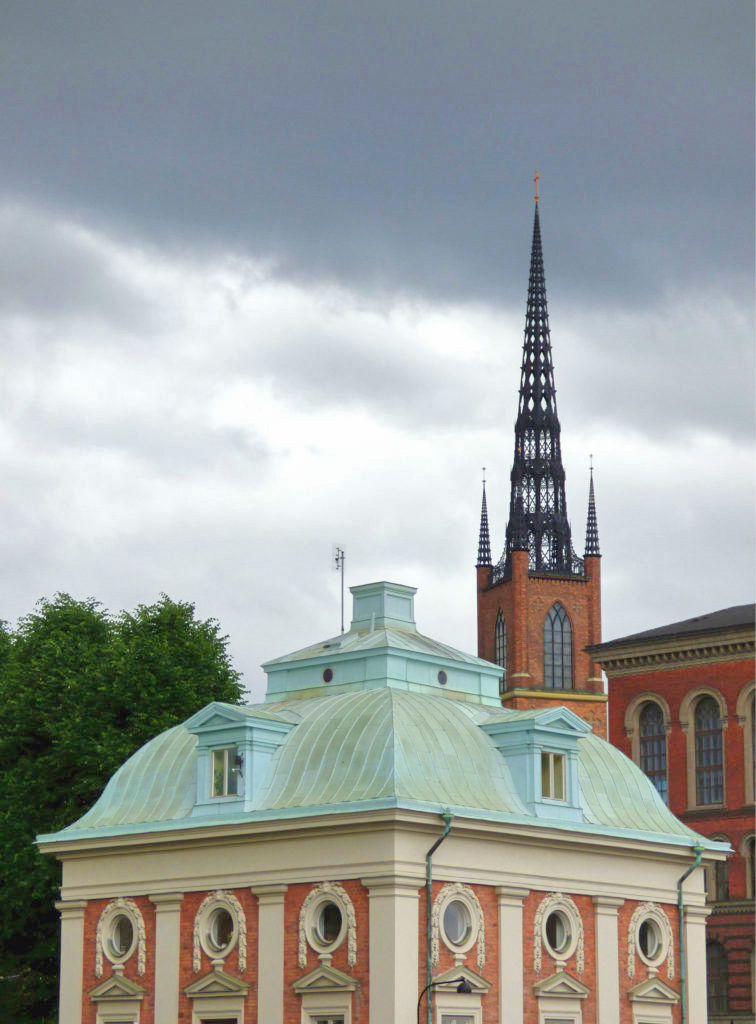 Riddarholmskyrkan Stoccolma