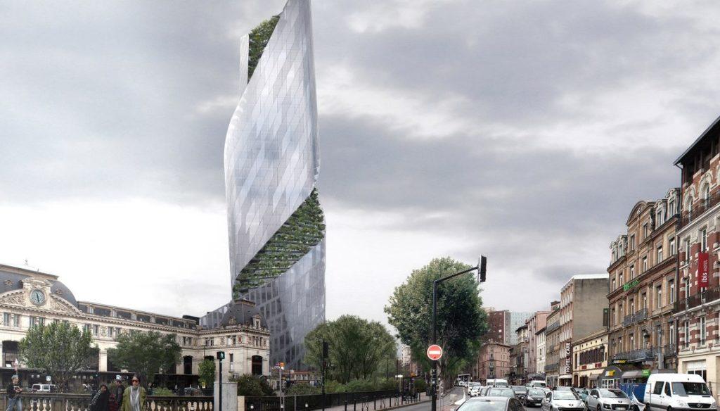 Occitanie Tower Tolosa
