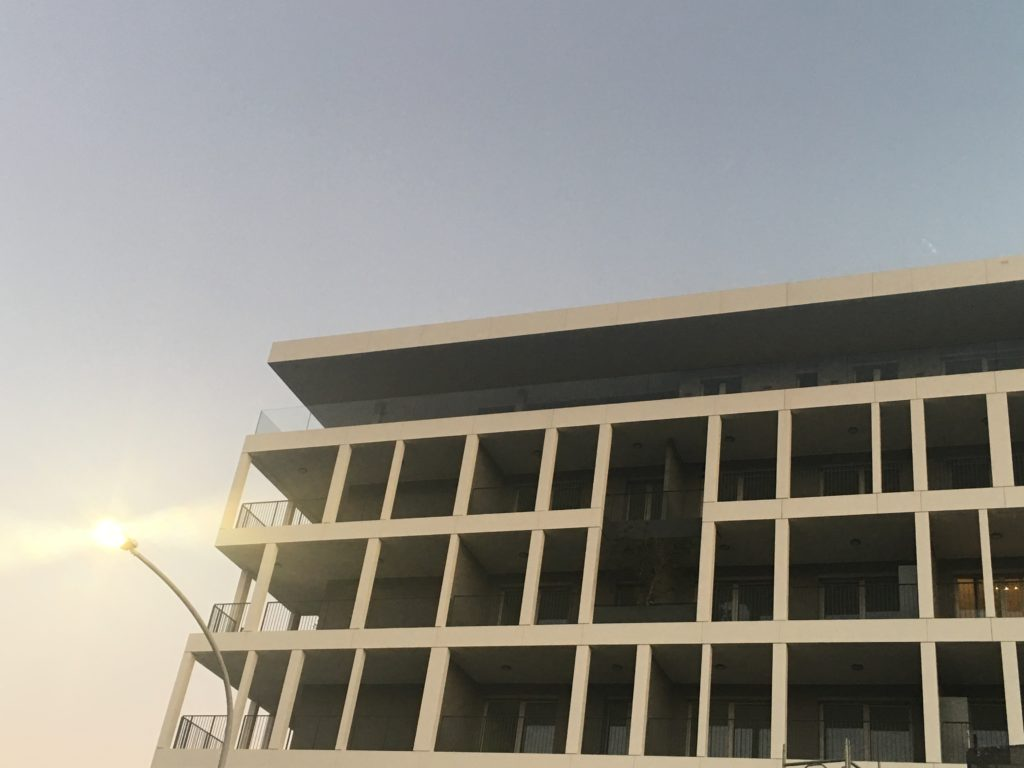 architettura verde - Palazzo via del Porto fluviale