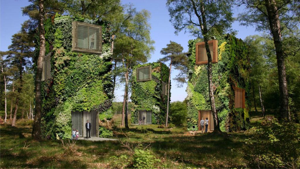 architettura verde Progetto Oas1s