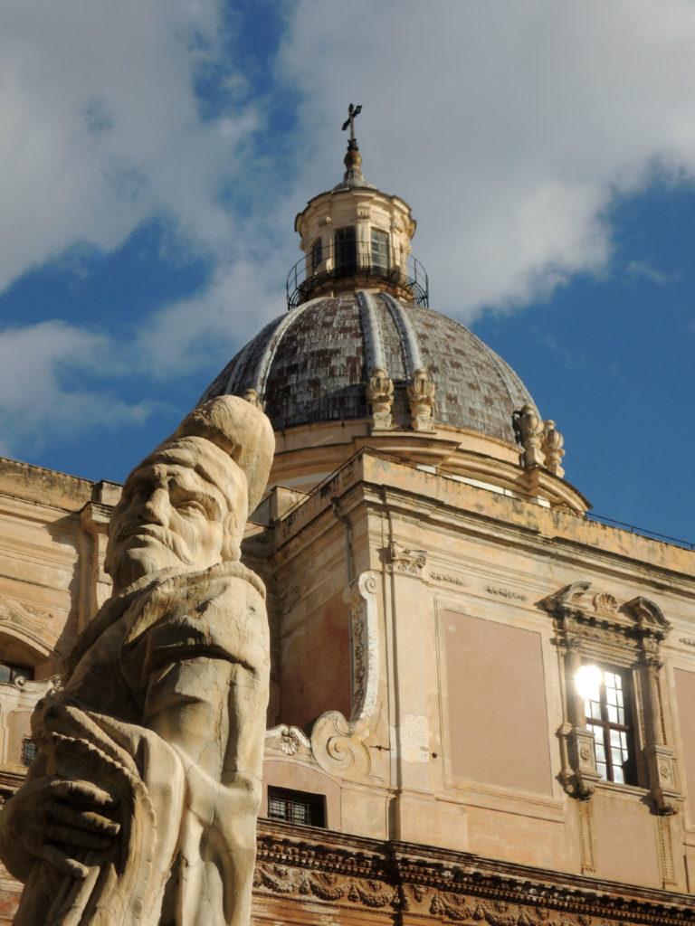 Palermo chiesa di Santa Caterina