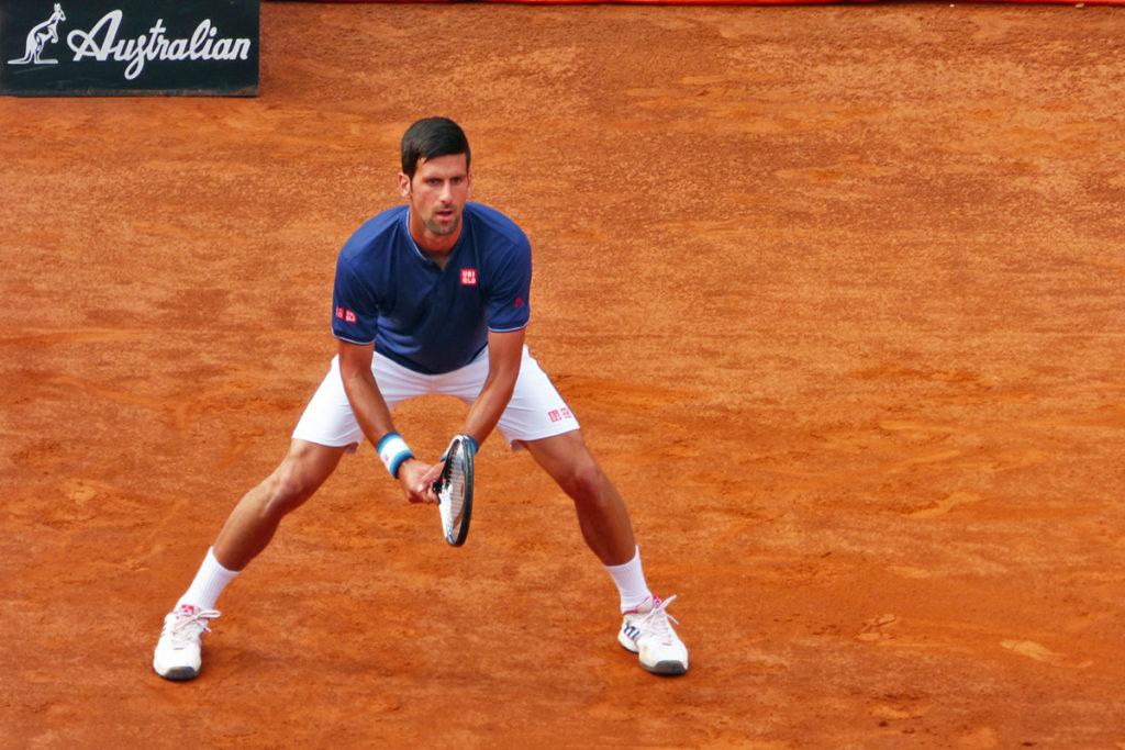 Novak Djokovic Roma