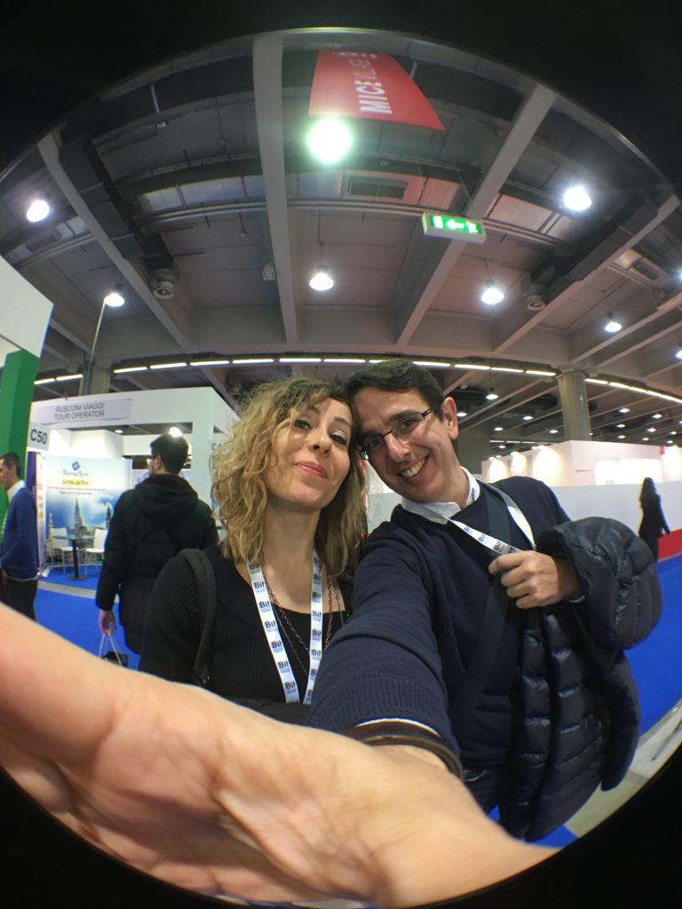 Treeavellers alla Bit 2018 di Milano. Loro sì che sanno come far crescere un blog! :D