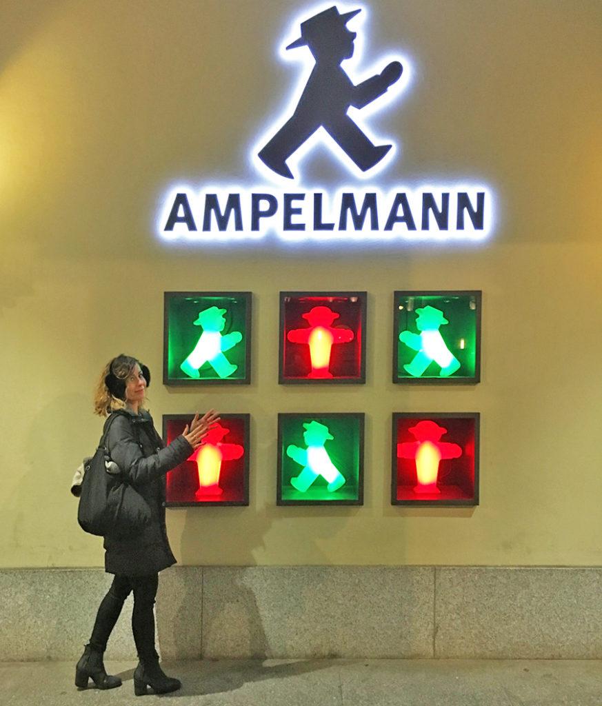Berlino consigli utili: Ampelmann Berlino