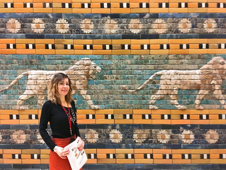 Berlino consigli utili: Pergamonmuseum, Porta di Ishtar