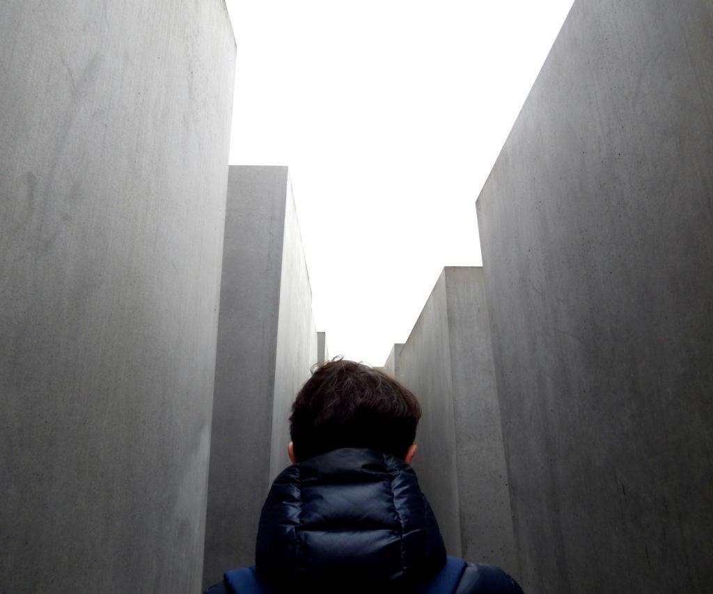 Memoriale Olocausto berlino gratis