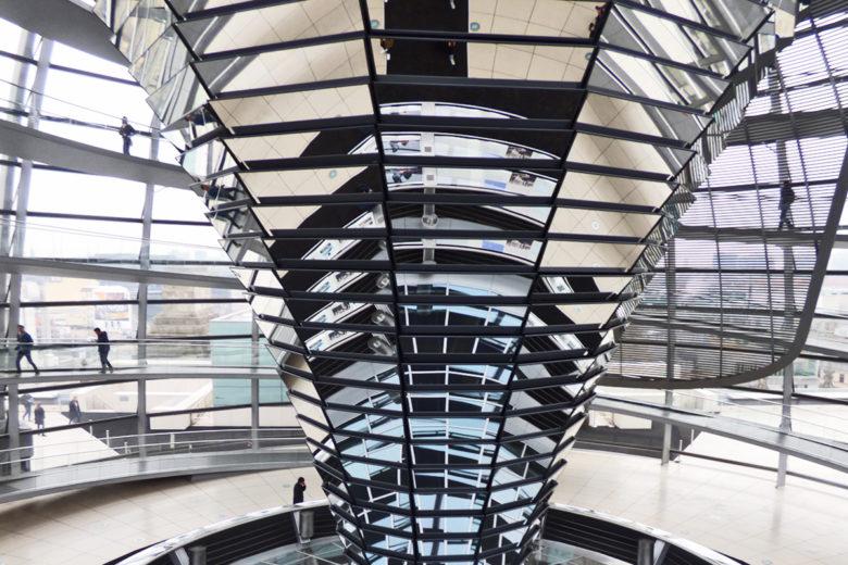 Cupola del Palazzo del Reichstag