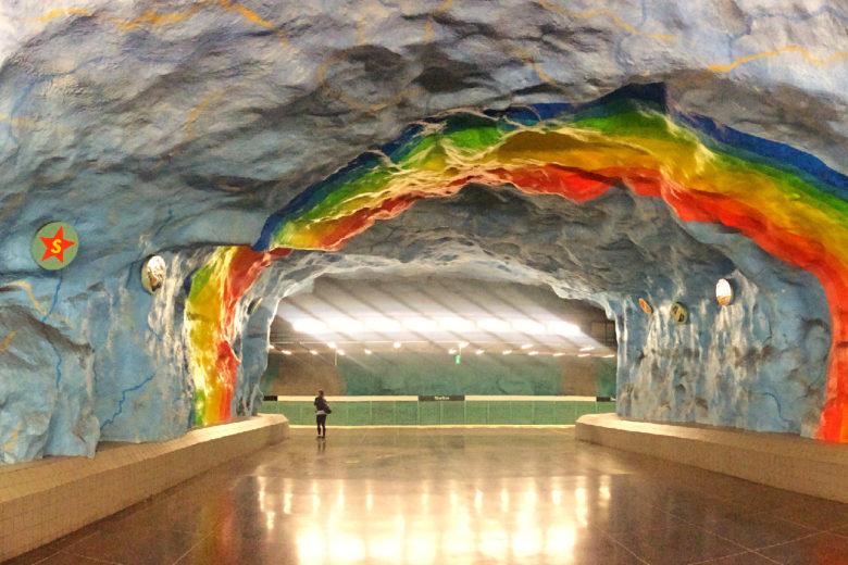 Metro Stoccolma