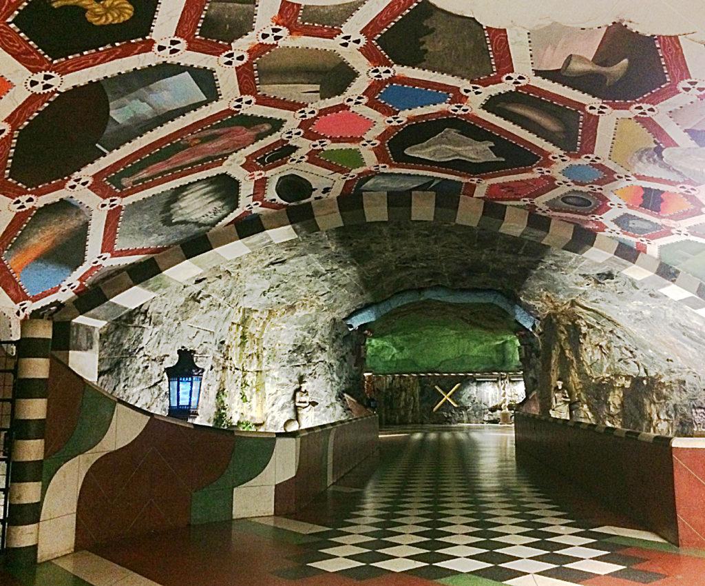 metro di Stoccolma