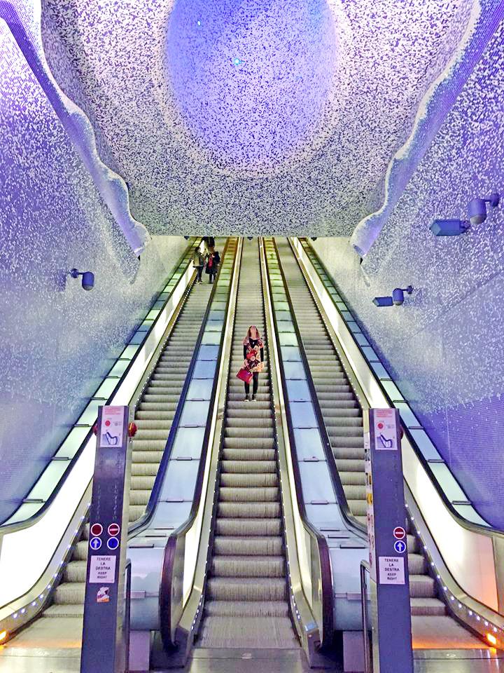 Metro Toledo Napoli