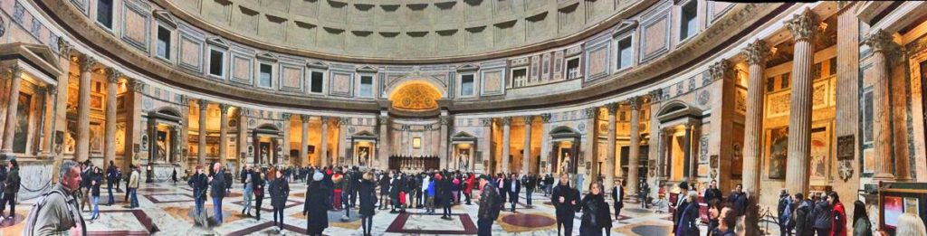 Interno Pantheon