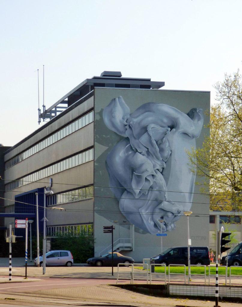 street art a Rotterdam