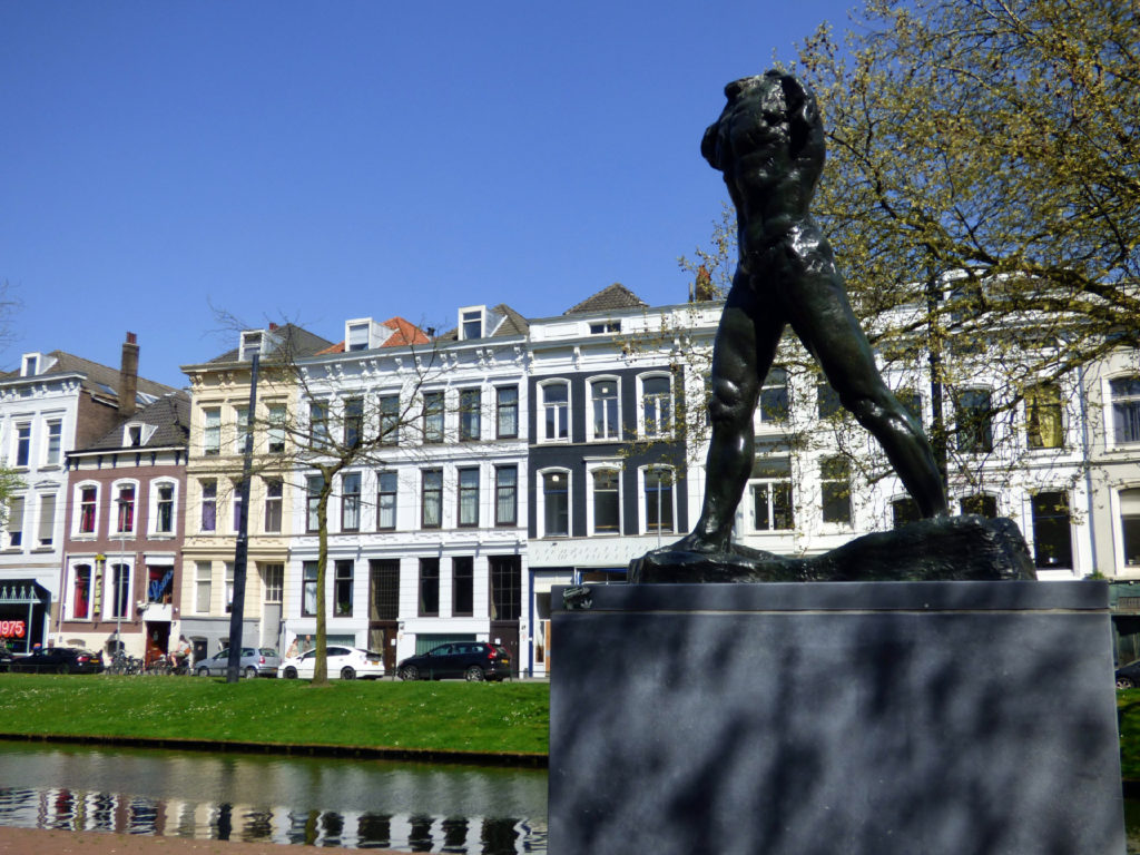 Homme qui marche - Rodin