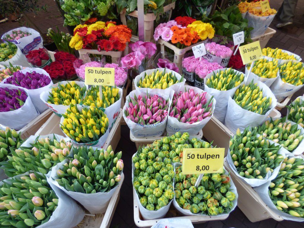 San Valentino mercato Amsterdam