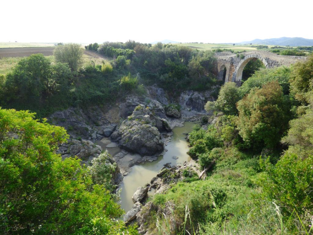 Ponte del Diavolo di Vulci