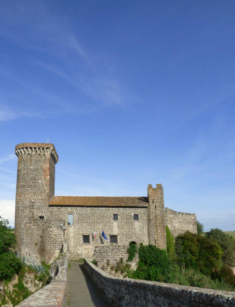 Castello della Badia Vulci