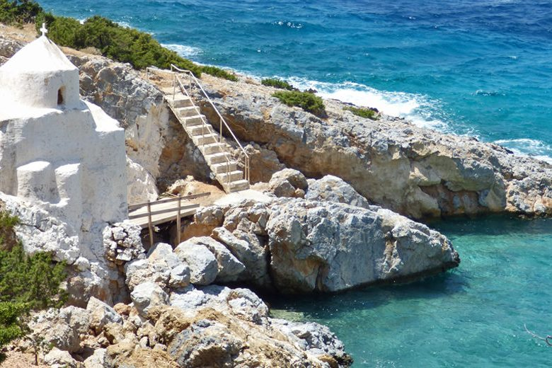 Agios Sozon a Naxos