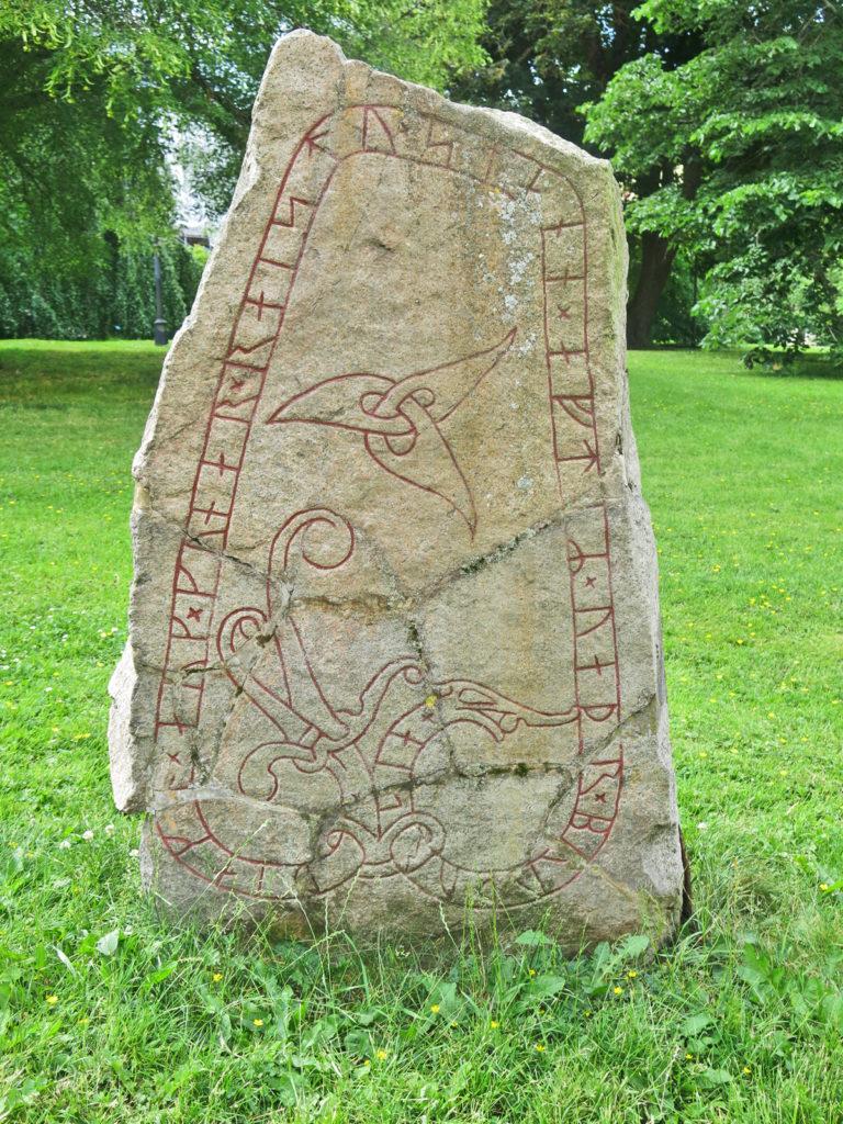 Pietre runiche uppsala