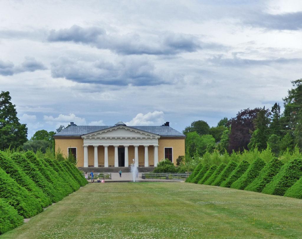 orto botanico di Uppsala