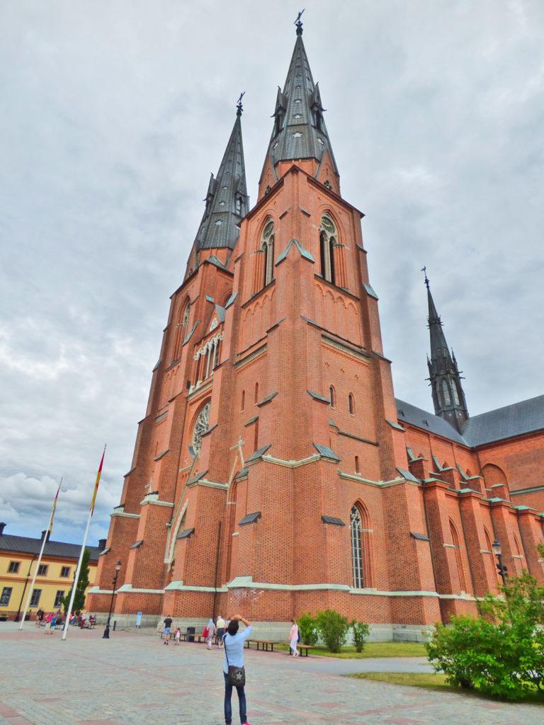 La cattedrale di Uppsala