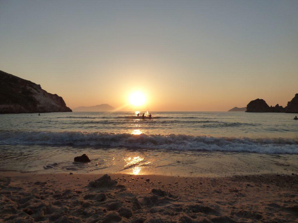 spiagge più belle di milos Plathiena