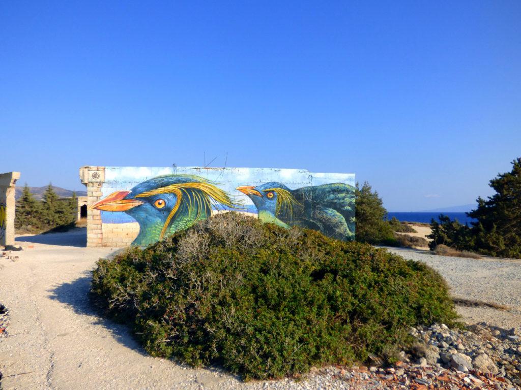 Murales di Naxos