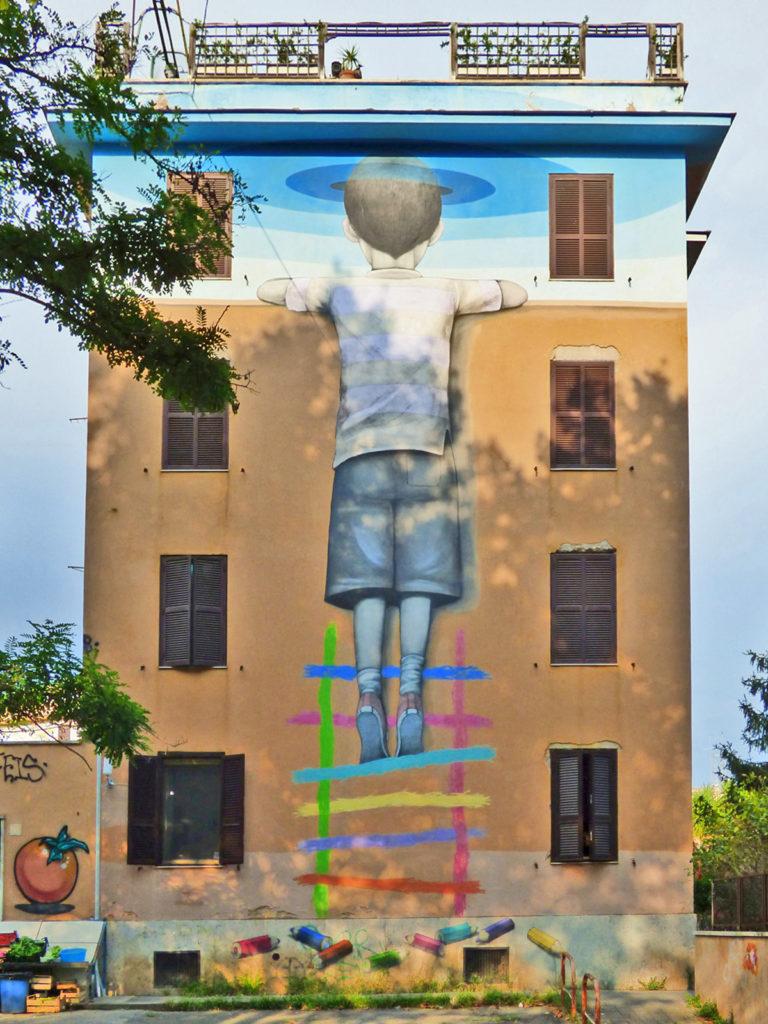 murales di tor marancia