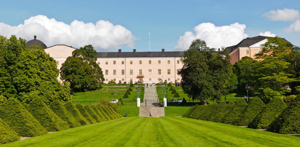 Il castello di Uppsala
