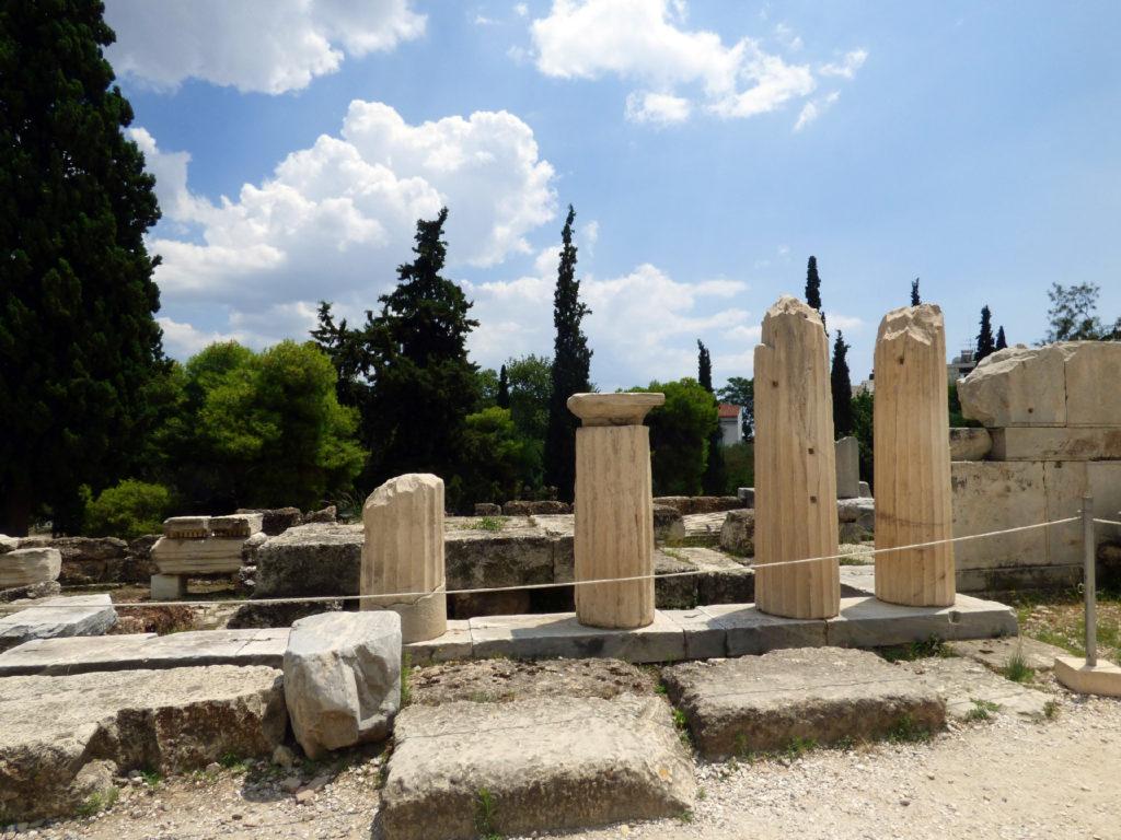 colonne greche