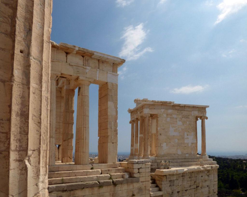 Acropoli di Atene Atena Nike