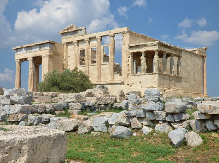 Acropoli di Atene Eretteo