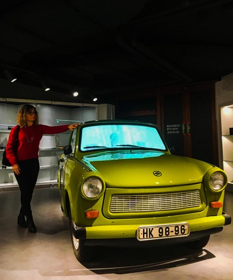 Museo dello Spionaggio Berlino