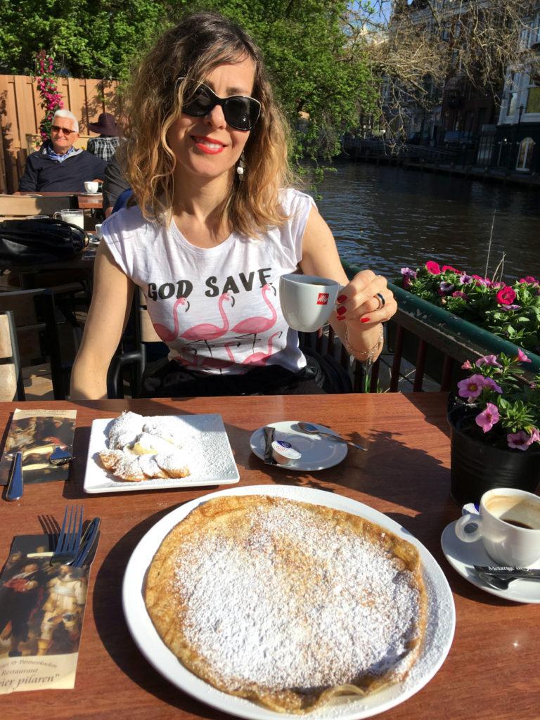 mangiare ad Amsterdam
