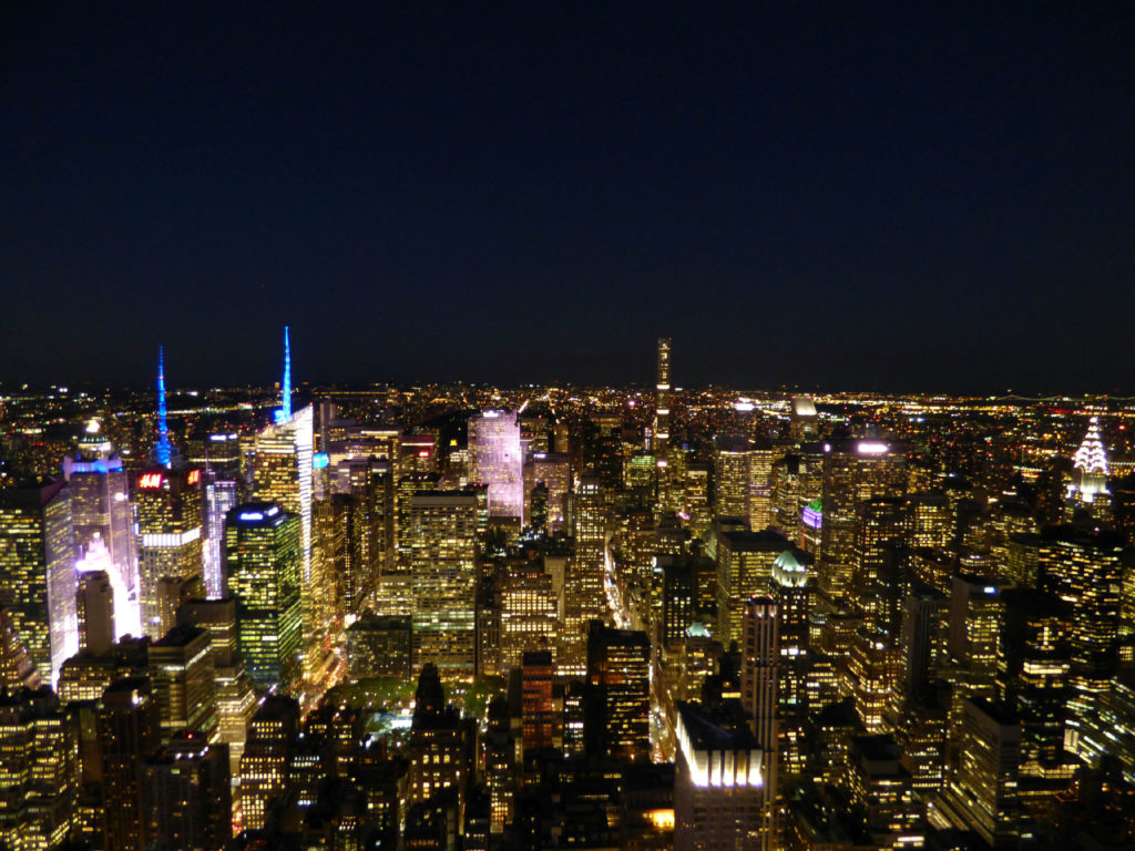 Cosa vedere a New York Panorama