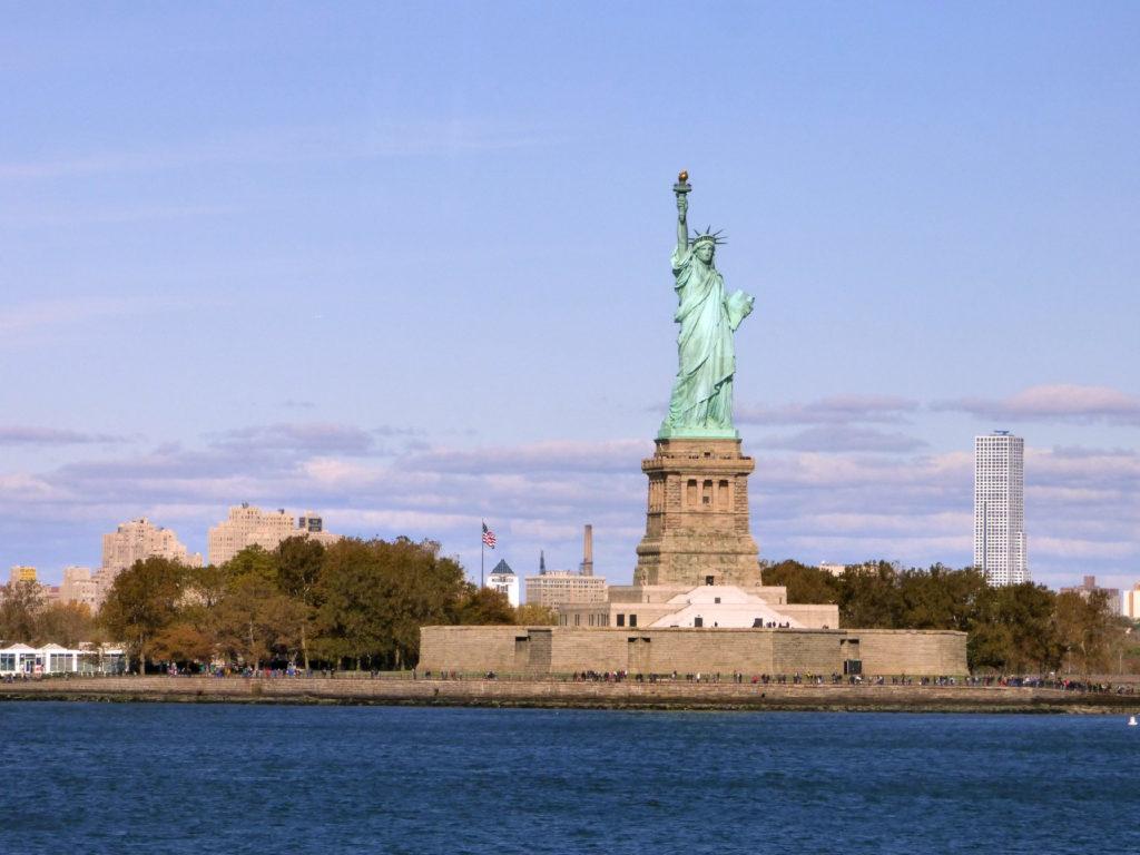 Cosa vedere a New York Sttua della Libertà