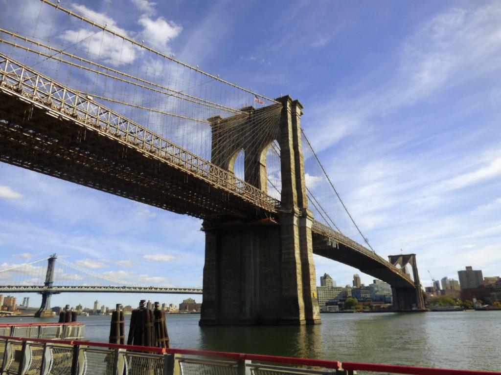 Cosa vedere a New York Ponte di Brooklin