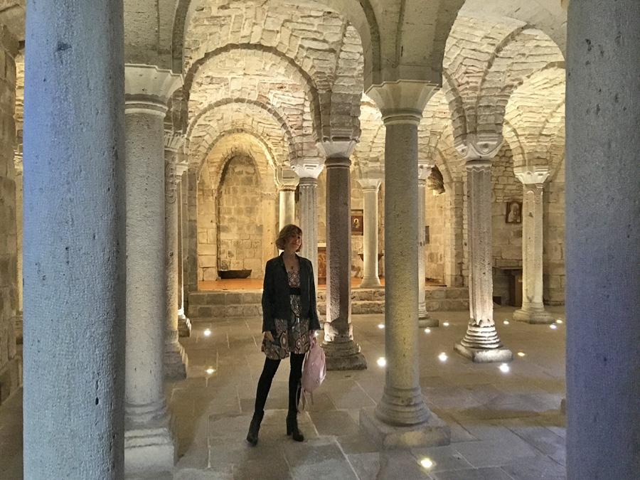 Cripta Abbazia San Salvatore