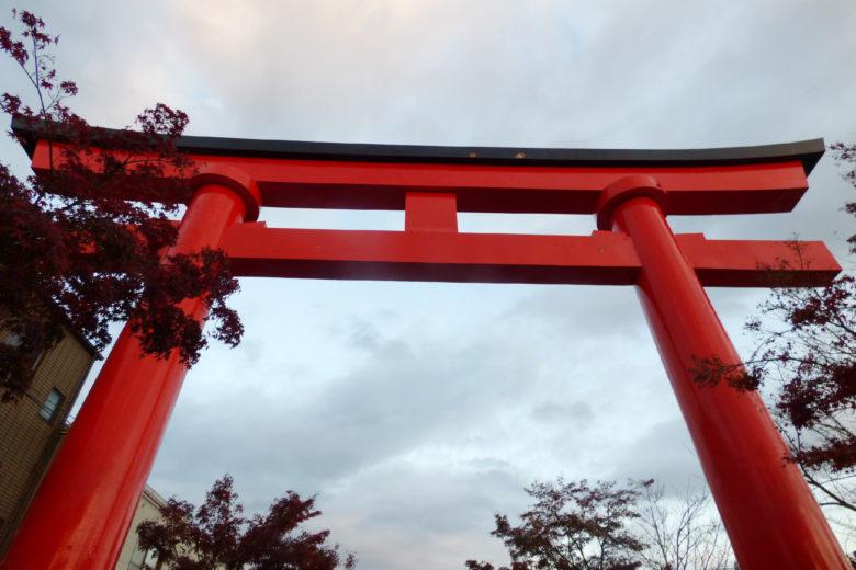 tori giapponese