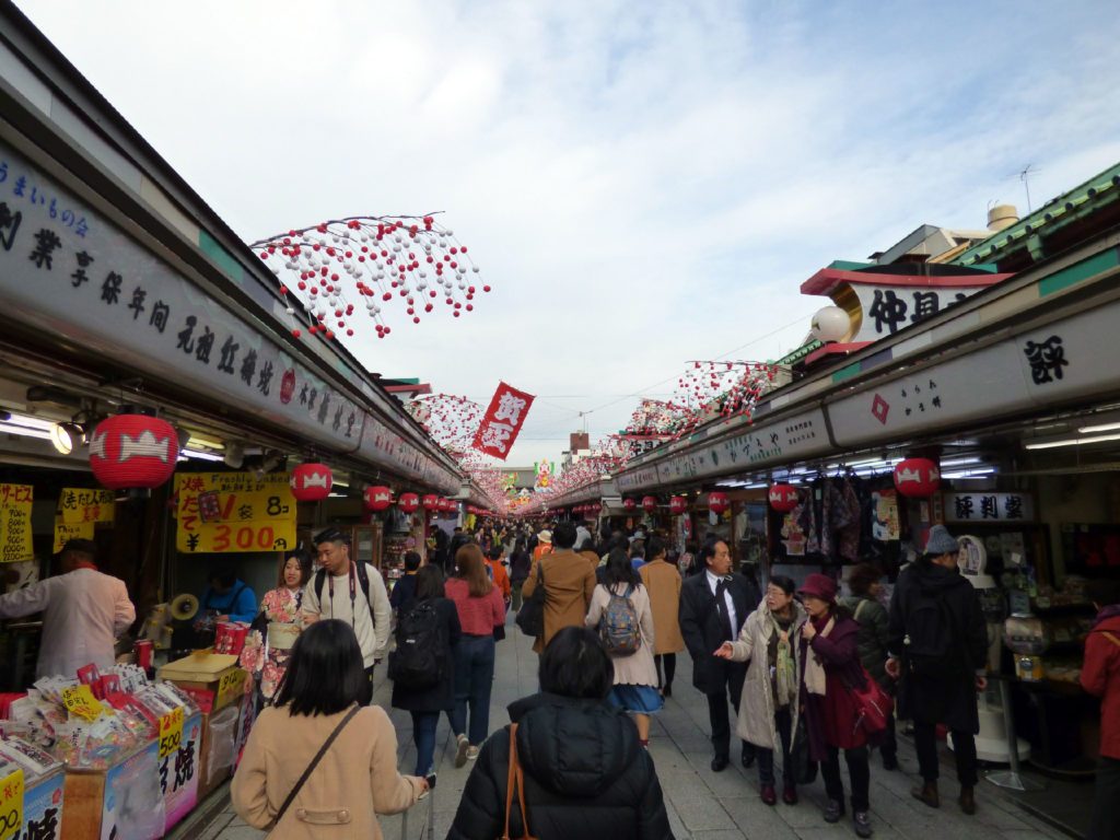 negozi souvenir giapponesi