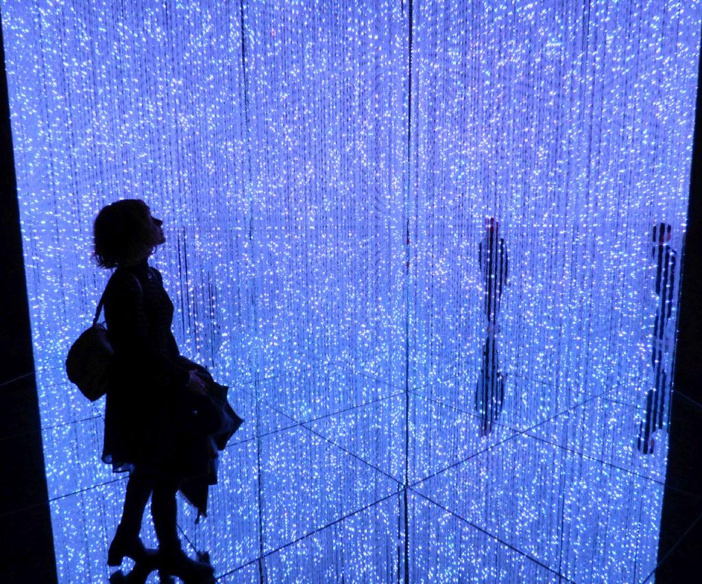 museo digitale Tokyo