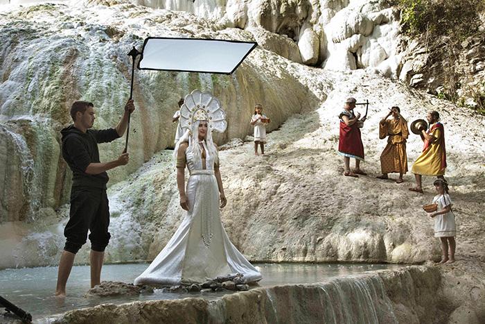 """Monica Bellucci nel film """"Le meraviglie"""""""