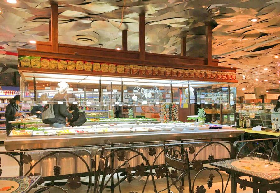 Cosa vedere a New York buffet
