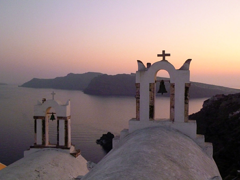 San Valentino a Santorini