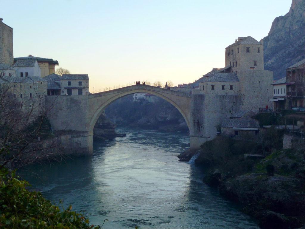 San Valentino a Mostar