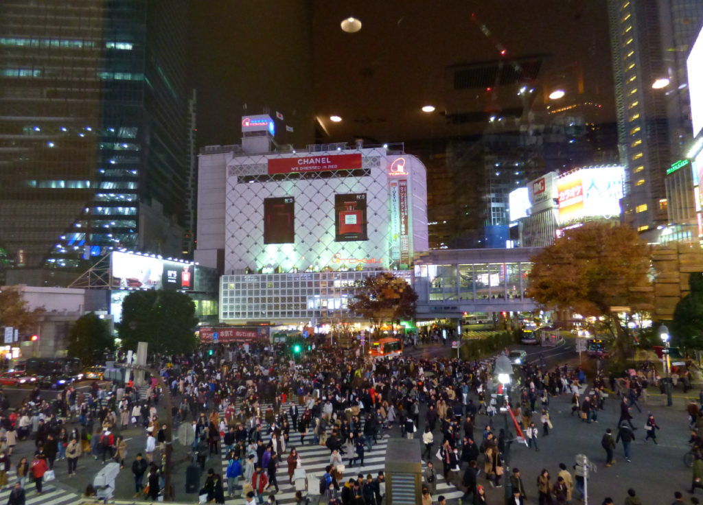 cosa vedere a Tokyo Shibuya
