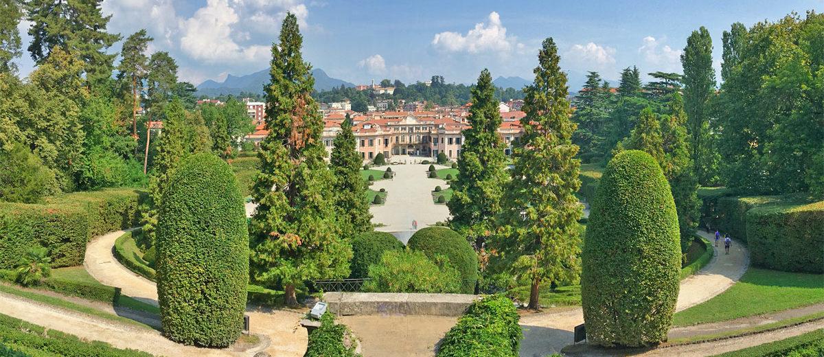 Varese Giardini Estensi