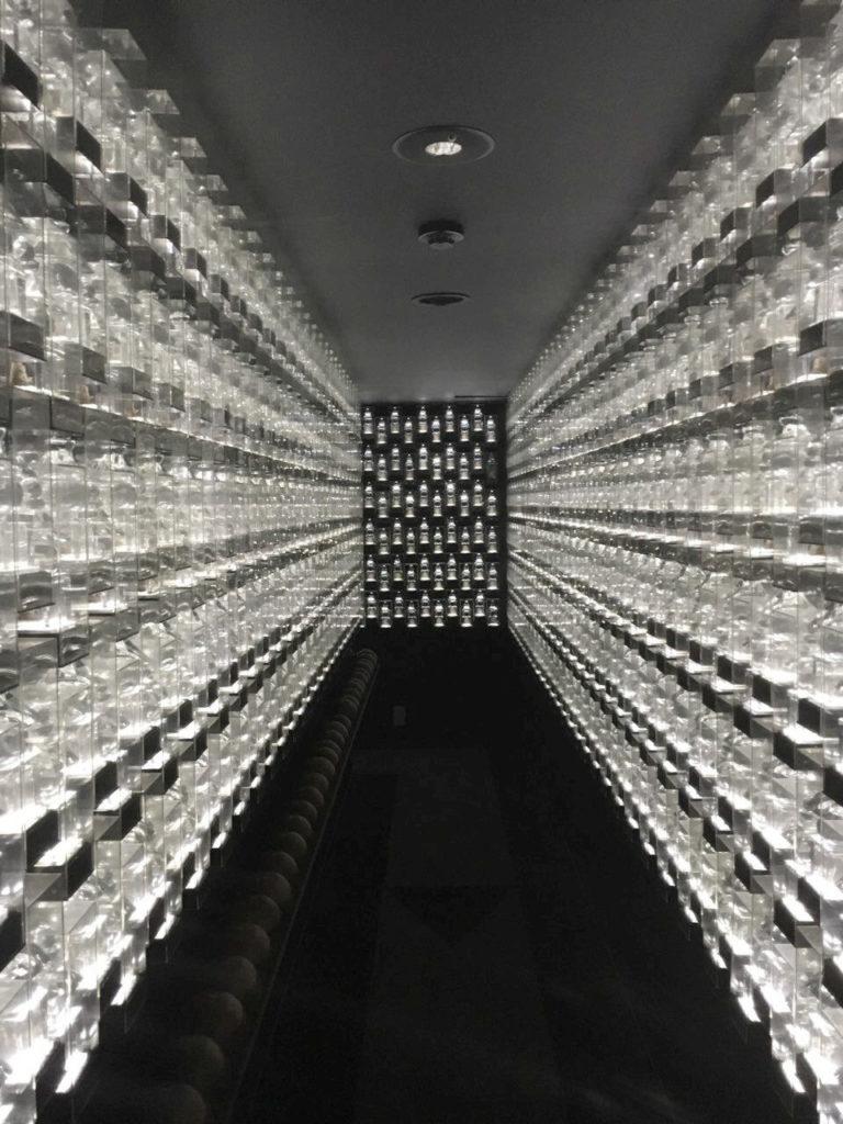 Corridoio della preghiera templi giapponesi